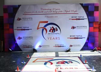 BNMT 50 years celebration