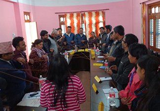 Enhancing Community Health in Nepal
