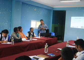 Inception Meeting in Nuwakot