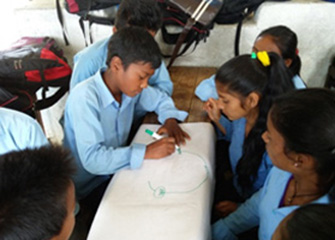 School Counselling programs in Bhaktapur and Sindhupalchowk