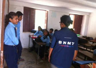 Psychosocial Counselling and Support Program at Allapot-3, Kathmandu
