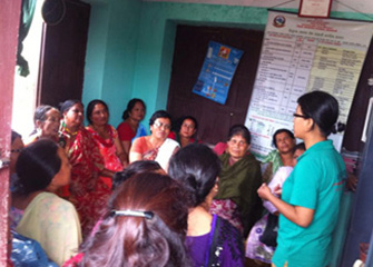 Psychosocial Counselling and Support Program in Chobhar