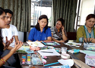 Workshop on Free Skills Sharing and Self- Care
