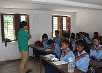 Final Follow Up Session In Allapot (Bal Bikash Secondary School)
