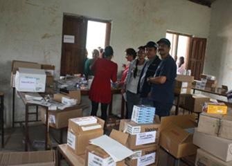 Free Health Camp In Daman, Makwanpur