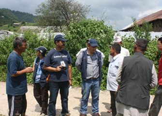Need Assessment Visit to Health Posts in Makwanpur District