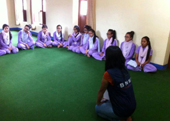 Psychosocial Counselling for Nursing Students of Khowpa Poly-Technical College, Bhaktapur