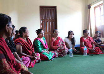 Psychosocial Counselling in Bhaktapur