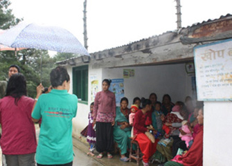 Conduction of Psychosocial Counselling Support in Daman-7, Makawanpur