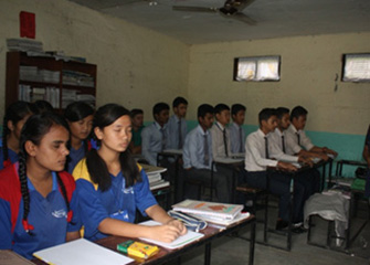 Psychosocial Counselling in Nepal Path Finder Secondary School