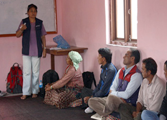 Psychosocial Counselling and Support in Palung