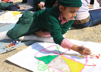 Art Counselling in Education and Development for the Underprivileged Children (EDUC), Basundhara