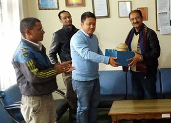 Farewell to Mr. Riaz Khalil, Nepal Team Leader of AmeriCares