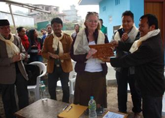 Community Toilet handover in Bungamati