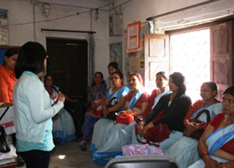 Psychological Education at Community Urban Health Clinic in Manohara, Kathmandu