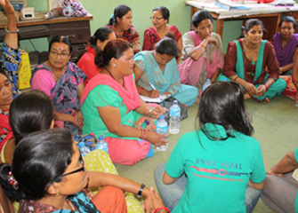 Follow up Psychosocial Counselling and Supprot Program in Sankhu