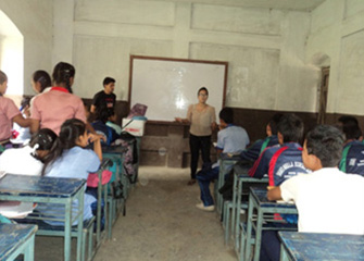 Follow up Session at Shanti Nikunja Higher Secondary School, Maruhiti-20