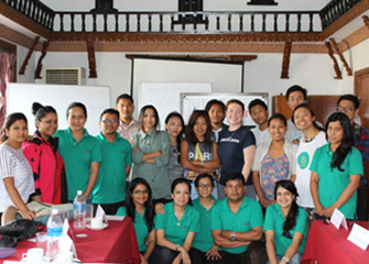 Capacity Building of BNMT staffs on Mental Health and Psychosocial Support