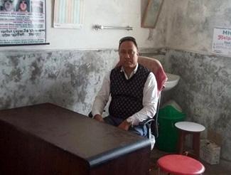 MHPSS Help Desk at Padampokhari Health Post in Makwanpur