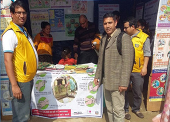 Awareness Campaign on WASH in Manahari VDC, Makwanpur