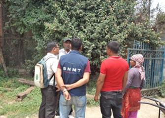 Construction of Community Toilets
