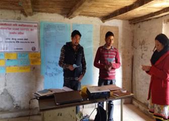 MHPSS Orientations in Makwanpur