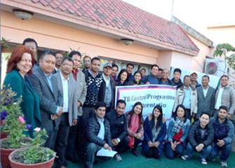 Orientation on Tuberculosis Control Program
