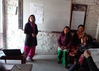 WASH Orientation for Health Facility Operation and Management Committee (HFOMC) in Sundarijal, Sankhu and Bhaktapur Municipality