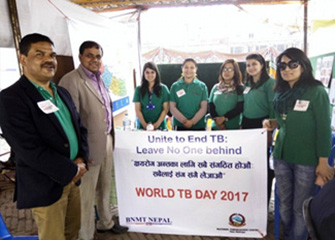 Celebration of World TB Day 2017