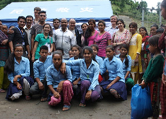 Free Health and Relief Camp in Baramchi, Sindhupalchowk