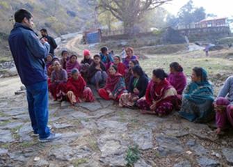 PSS Services to Earthquake Affected Targeting Women, Elderly, Girls, Children and Marginalized in Samundratar and Sundaradevi VDCs