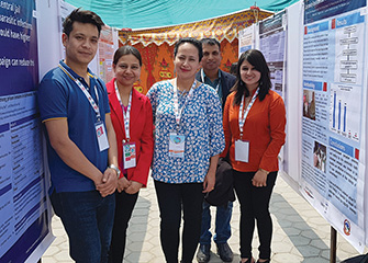 BNMT Nepal in 5th National Summit of Health and Population Scientists in Nepal