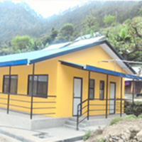 Tistung Health Post Serves as a Model Health Facility