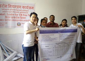 Organizing of World TB Day 2018