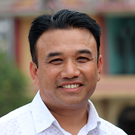 Kuber Shrestha